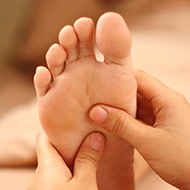 Reflexology with Steve Mckeown RMT Toronto